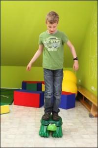 Psychomotorik bei Kindern