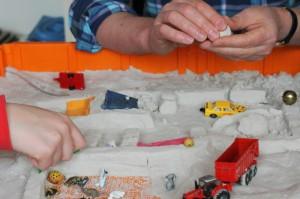 Sandtherapie Kinder Jugendliche