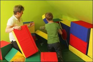 Spieltherapie Angst und Probleme auflösen