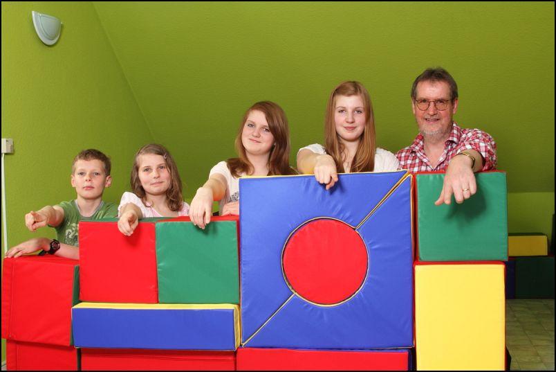 Zielsetzung Spieltherapie Heilpädagogik Marsberg